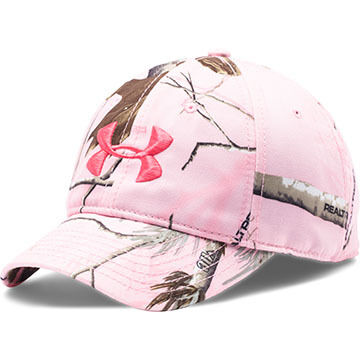 Under Armour Womens UA Camo Hat