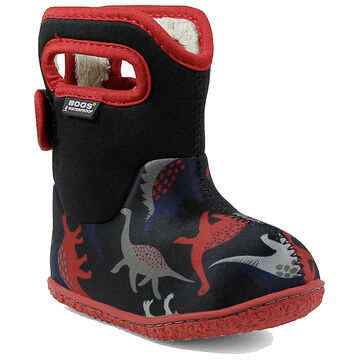 Bogs Boys & Girls Baby Dino Insulated Winter Boot