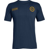 Under Armour Men's Freedom By Sea Short-Sleeve T-Shirt