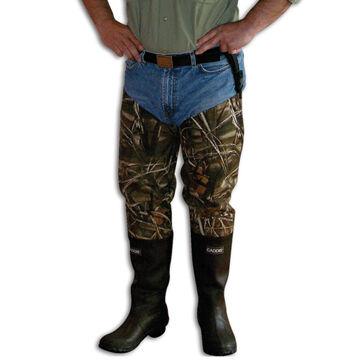 Caddis Mens Max-5 2-Ply Hip Boot