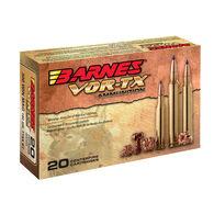 Barnes VOR-TX 223 Remington 55 Grain TSX FN Rifle Ammo (20)