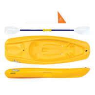 Pelican Children's Solo Sit-On-Top Kayak w/ Paddle