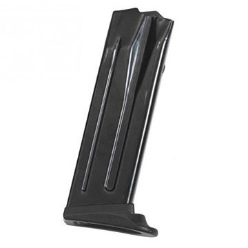 Heckler & Koch USP 40 Compact / P2000 40 Cal. 10-Round Magazine w/ Exteneded Floorplate