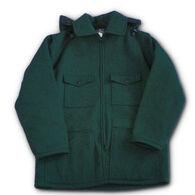 Johnson Woolen Mills Men's Detachable Hooded Jacket