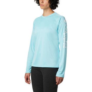 Columbia Womens PFG Tidal II Long-Sleeve T-Shirt