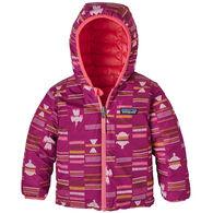 Patagonia Toddler Girl's Reversible Down Sweater Hoodie