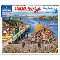White Mountain Jigsaw Puzzle - Lobster Pound