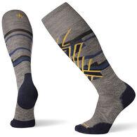 Smartwool Men's PhD Ski Medium Pattern Sock