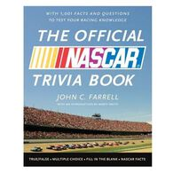 The Official NASCAR Trivia Book With 1001 Facts and Questions to Test Your Racing Knowledge By John C. Farrell