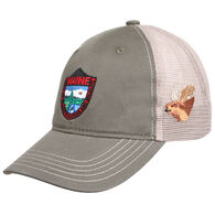 Maine Inland Fisheries and Wildlife Men's Moose Snapback Trucker Hat