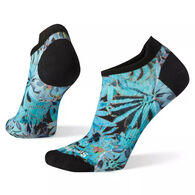 SmartWool Women's PhD Cycle Ultra Light Dazed Daisy Print Micro Sock