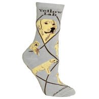 Wheel House Designs Labrador Retriever Sock
