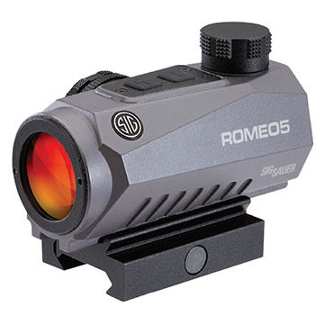 SIG Sauer Romeo5 1x20mm 4 MOA Red-Dot Sight