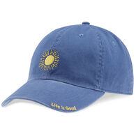 Life is Good Women's Sketched Sun Chill Cap