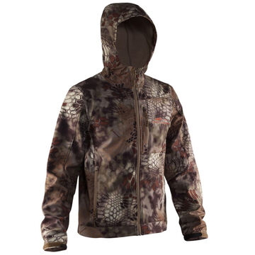Grundens Mens Midway Softshell Camo Jacket