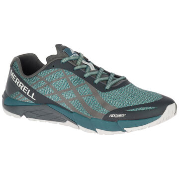 Merrell Mens Bare Access Flex Shield Waterproof Trail Running Shoe
