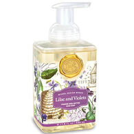 Michel Design Works Lilac And Violets Foaming Hand Soap, 17.8 oz.