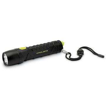Cyclops 700 Lumen LED Specialty Flashlight w/ Emergency Glass Breaker