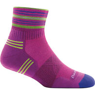 Darn Tough Vermont Women's Vertex Quarter Ultra-Light Cushion Sock