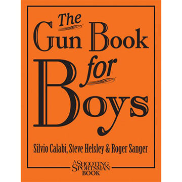 The Gun Book For Boys By Silvio Calabi, Steve Helsley & Roger Sanger
