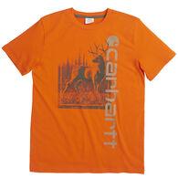 Carhartt Toddler Boy's Vertical Short-Sleeve T-Shirt