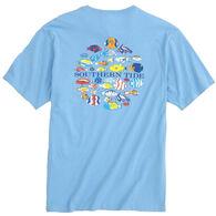 Southern Tide Men's School Of Fish Short-Sleeve T-Shirt