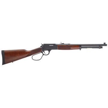 Henry Big Boy Steel Carbine 357 Magnum / 38 Special 16.5 7-Round Rifle