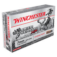 Winchester Deer Season XP 7mm Remington 140 Grain Extreme Point Rifle Ammo (20)