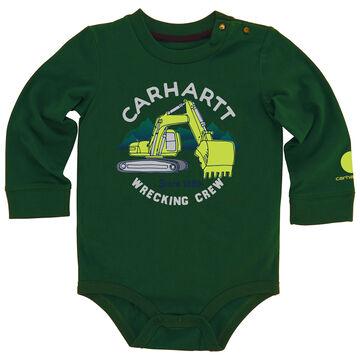 Carhartt Infant/Toddler Boys' Wrecking Crew Bodyshirt
