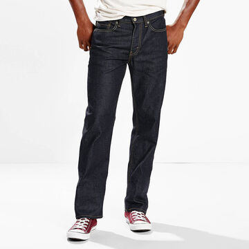 Levis Mens 514 Straight Fit Jean