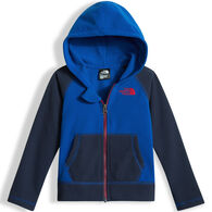 The North Face Toddler Boys' & Girls' Glacier Full-Zip Hoodie