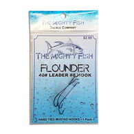 The Mighty Fish Flounder Rig - 3 Pk.