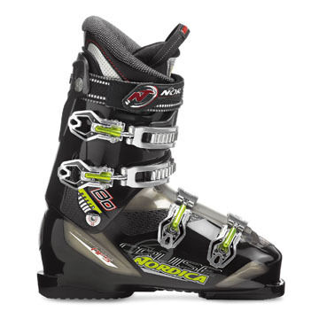 Nordica Mens Cruise 80 Alpine Ski Boot - 15/16 Model