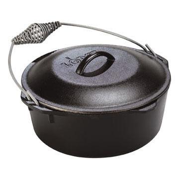 Lodge 7 Quart Cast Iron Dutch Oven