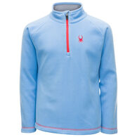 Spyder Girls' Speed Fleece Half-Zip Top