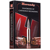Hornady Handbook of Cartridge Reloading: 9th Edition by Hornady
