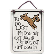 "Spooner Creek ""To Do List"" Mini Charmer Tile"