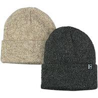 Broner Men's Earth-Friendly EcoRagg Wool Cuff Cap
