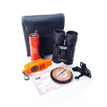 Outside Inside Backpack Explorers Essentials Kit