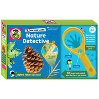 PBS Kids Look and Learn Nature Detective by Sarah Parvis