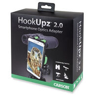 Carson HookUpz 2.0 Digiscoping Smartphone Optics Adapter