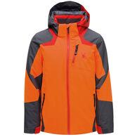 Spyder Active Sports Boy's Leader Jacket