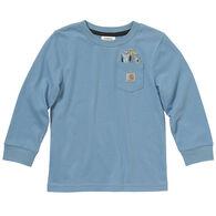 Carhartt Toddler Boy's Tool Pocket Long-Sleeve Shirt
