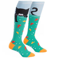 Sock It To Me Women's Gone Fishin' Sock