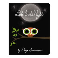 Little Owl's Night by Divya Srinivasan