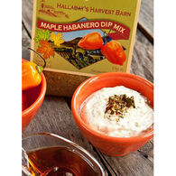 Halladay's Harvest Barn Maple Habanero Dip Mix & Cooking Blend