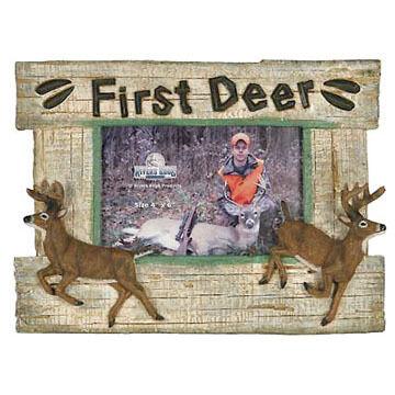 Rivers Edge First Deer Frame