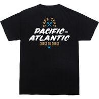 Grundens Men's Dark Seas Mastery Wicking Short-Sleeve T-Shirt