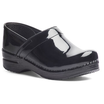 Dansko Womens Professional Patent Leather Clog