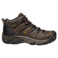 Keen Men's Lansing Steel Toe Mid Waterproof Boot
